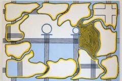 Allard-Budding-Zonder-Titel-89x126cm-Houtskool-en-acrylverf-op-canvas