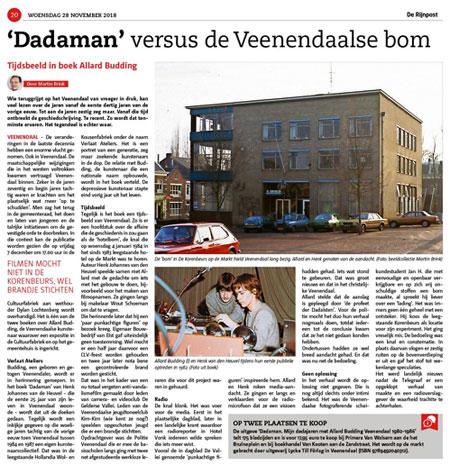 De Rijnpost 28 november 2018